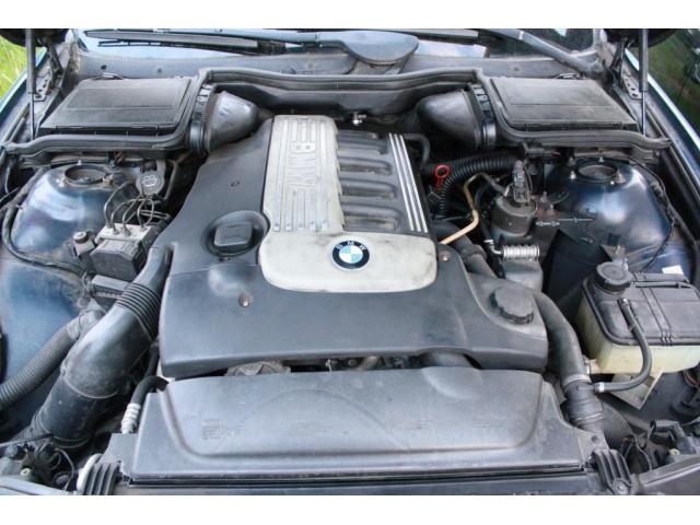 M640116 Bmw 5 7 E39 E38 двигатель 530d 193 Km