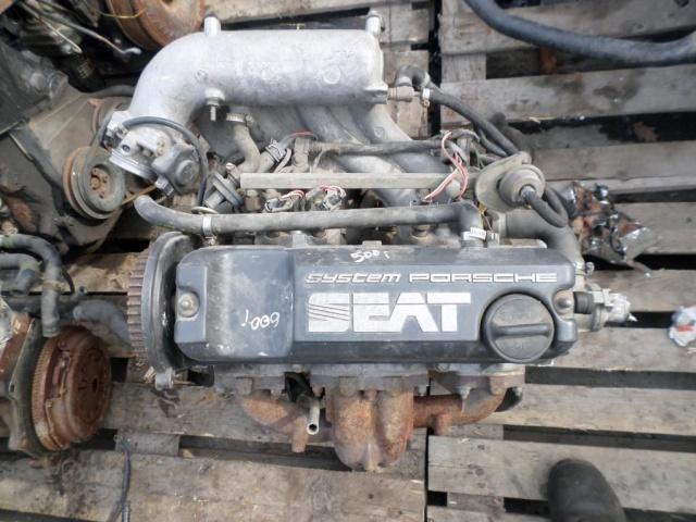 seat ibiza двигатель porsche