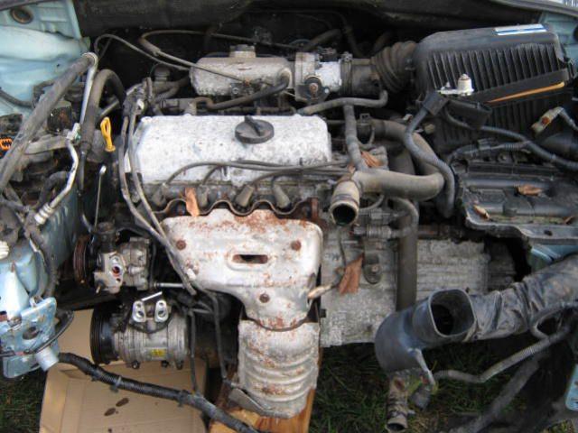 Hyundai getz 1 1 фото