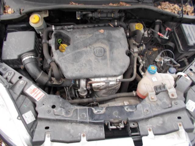 Двигатель от фиат линеа