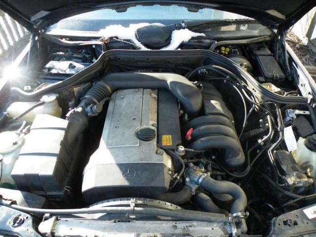 Мерс w124 какой мотор лучший?