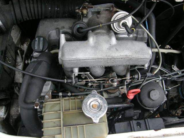 Фото двигателя мерседес вито