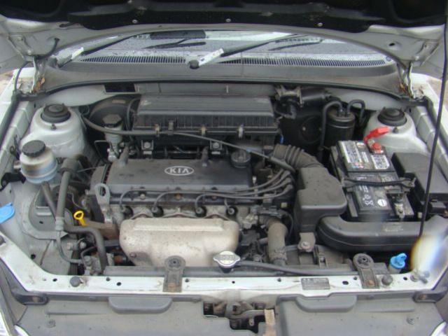 Двигатель у киа рио 2013