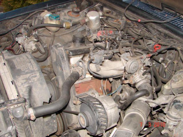Вольво 740 ремонт двигателя