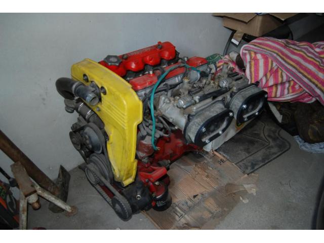 двигатель fiat polonez