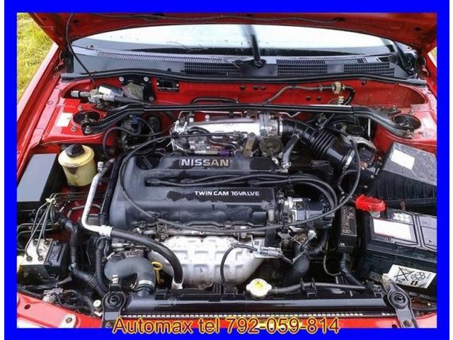 NISSAN PRIMERA P11 GT 2.0 16V