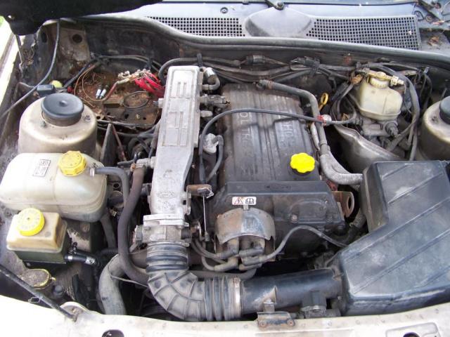 Форд скорпио фото двигателя