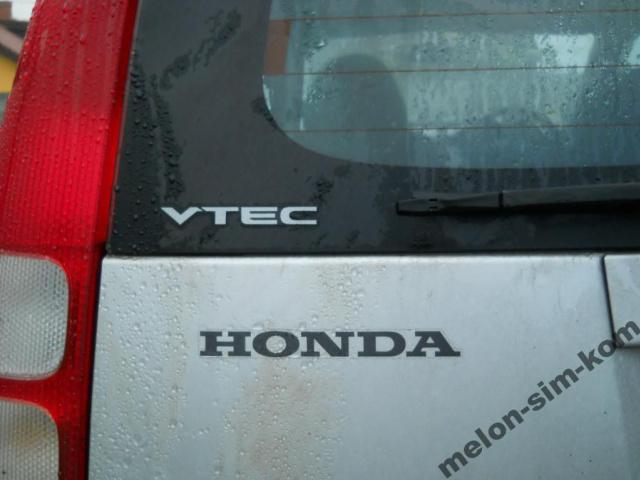 Honda hr-v по запчастям