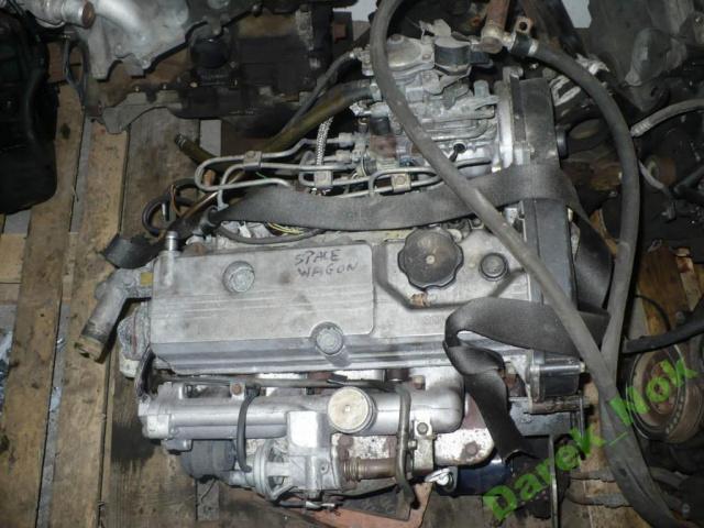 Двигатель (двс) 4d68t