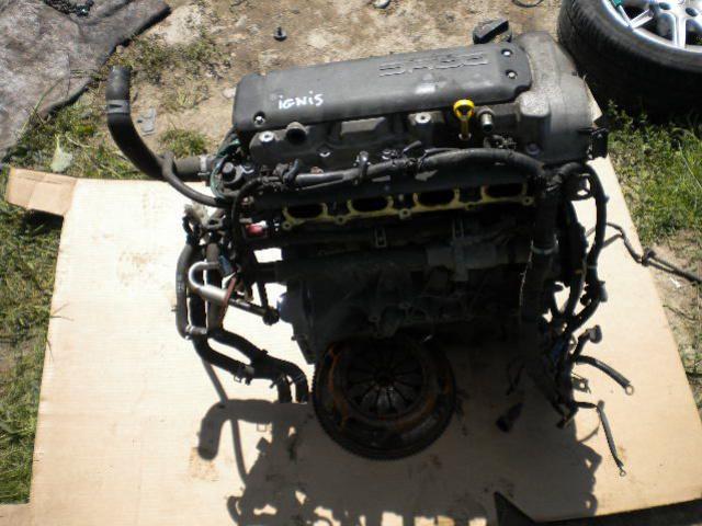 Двигатели сузуки игнис
