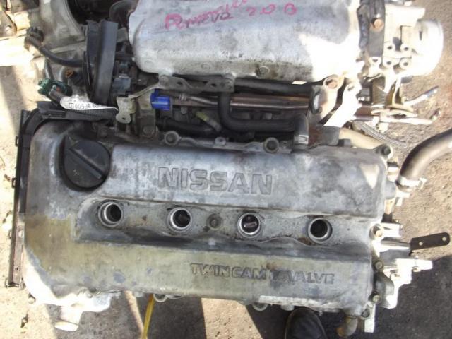 nissan primera p11 2.0 бенз