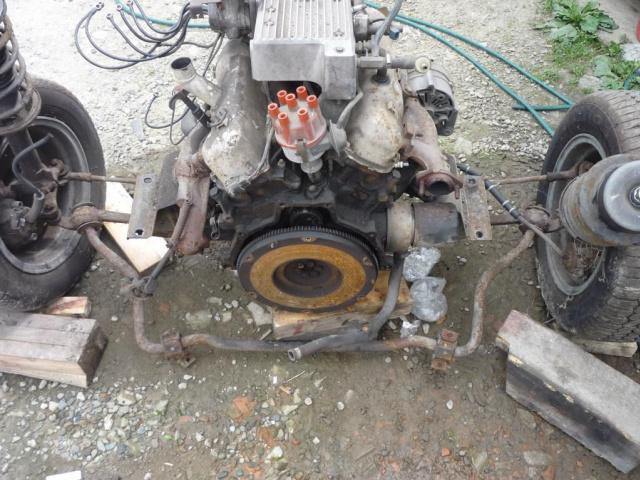 M135190 - ДВИГАТЕЛЬ FORD SIERRA 2.8 V6 XR4I
