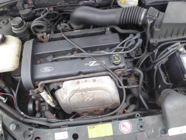 Какой двигатель на форд фокус 1.6
