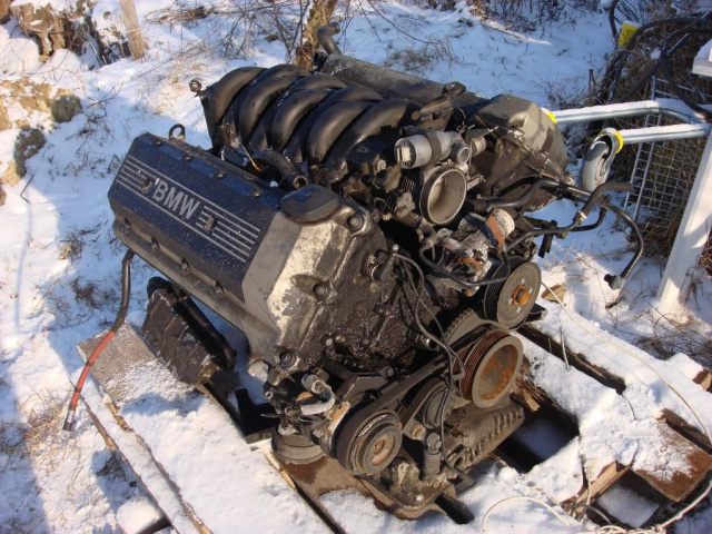Bmw 5er (e34) 520i 24v (150 hp) resim galerisi