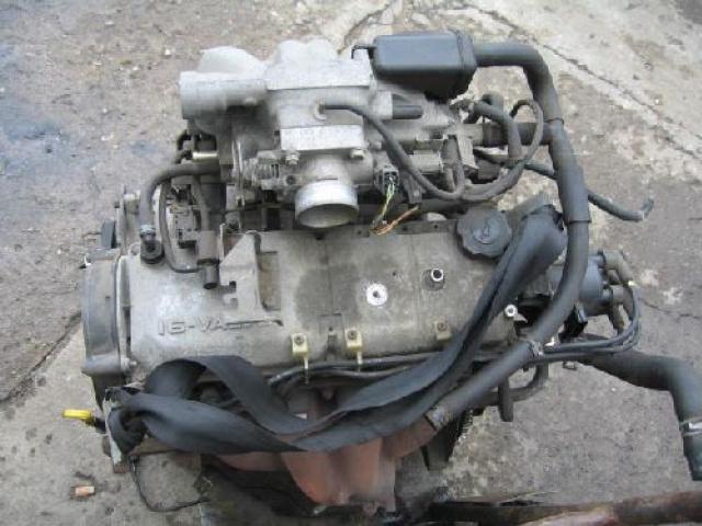 Мазда демио 2000 двигатель