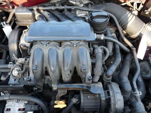 Двигатель на шкоду октавия 1.6 bfq