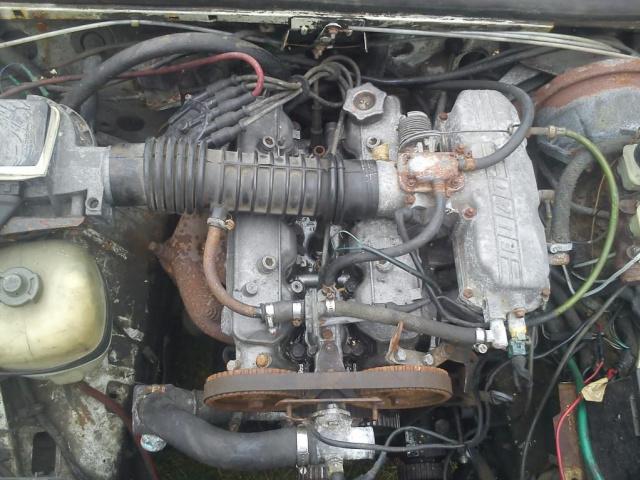 характеристики двигателя fiat argenta