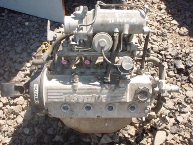 Двигатель не от сузуки балено
