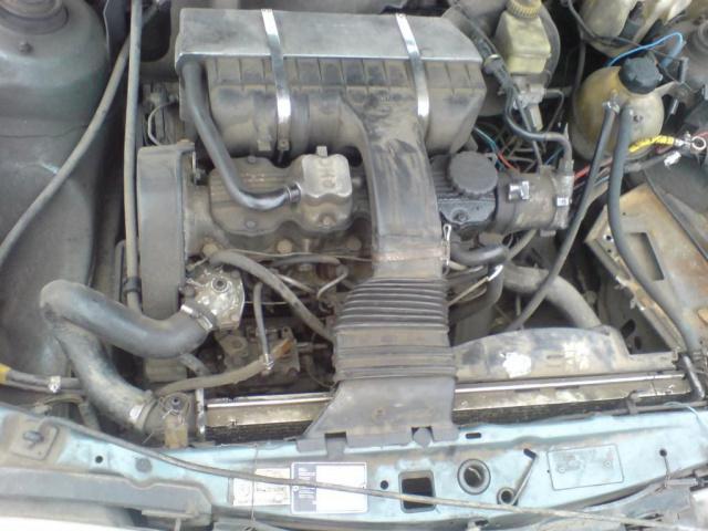 Фото двигателя опель кадет