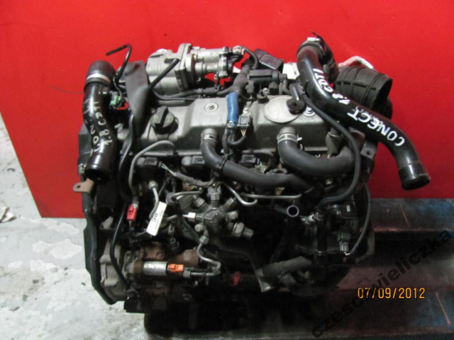 Ford connect двигатель