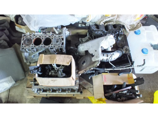 двигатель ford s max eco boost