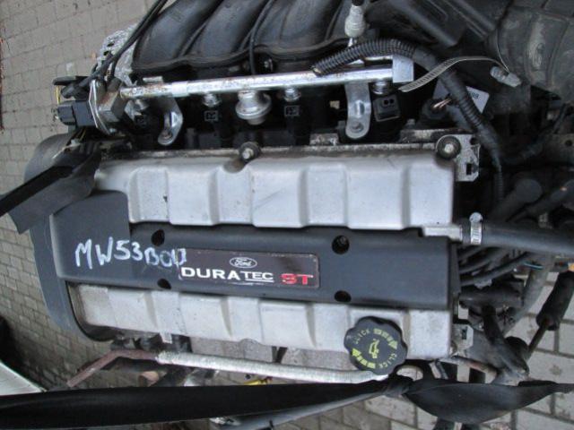 Контрактный двигатель форд фокус 1.6