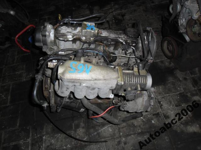 Двигатель на опель вектра в 2.0