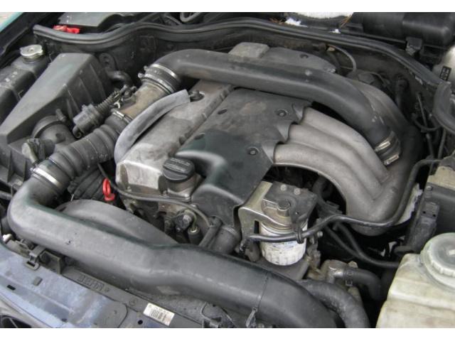 Мерседес w210 300td 30 24vдвигатель+насосом