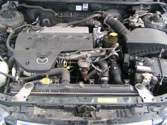 Ремонт двигателя mazda rx-8 своими руками
