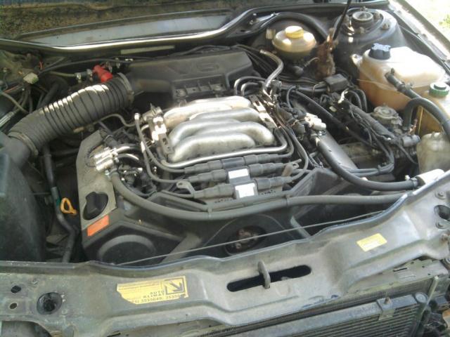 Отзывы о двигателе 2.8 ауди 100