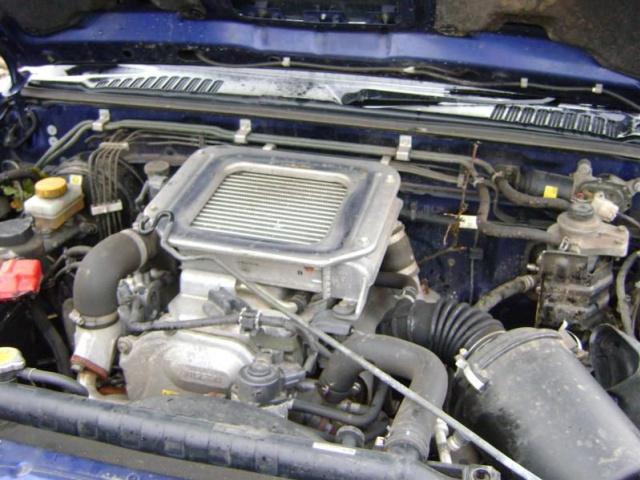 Двигатель ниссан навара 2.5