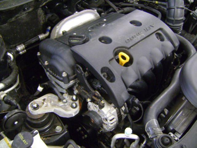 Двигатель киа сид 1.6 устройство