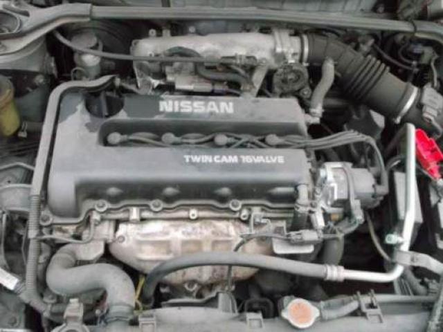 Двигатель 2.0 16V SR20 NISSAN