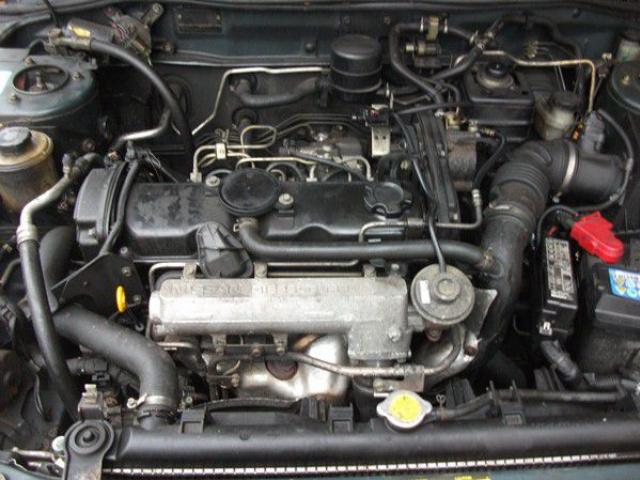 Двигатель NISSAN PRIMERA P11