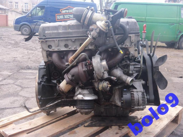 Контрактный двигатель - двигатель mercedes sprinter w210 29 td контрактный