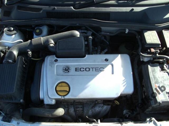 Двигатель опель астра 1.6 фото