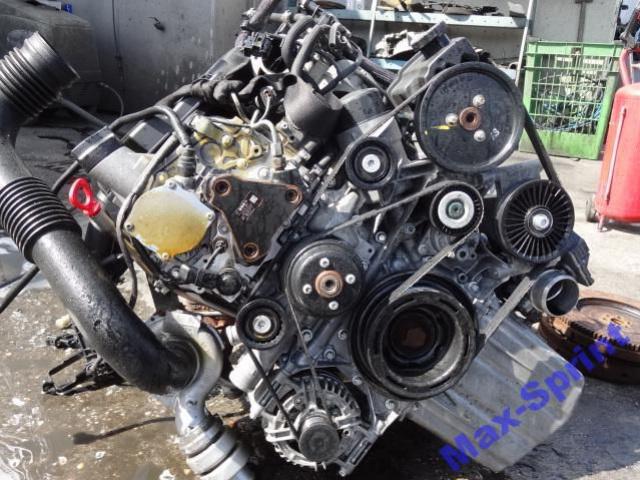 Замена двигателя на мерседесе спринтер