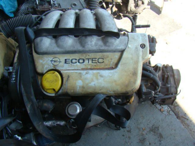 Опель тигра двигатель