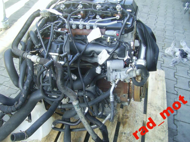Сколько масло заливать в двигатель форд транзит