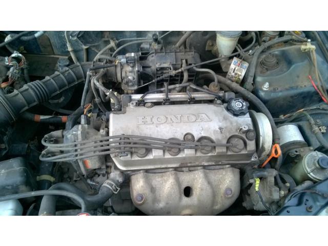 двигатели honda civic 1997