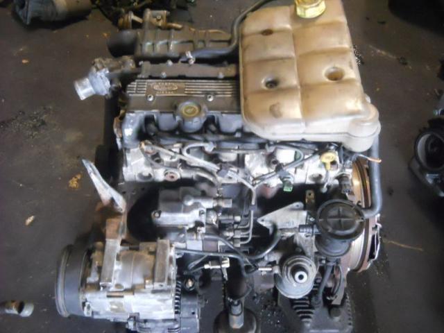 двигатель 2,5 tdi ford scorpio характеристики
