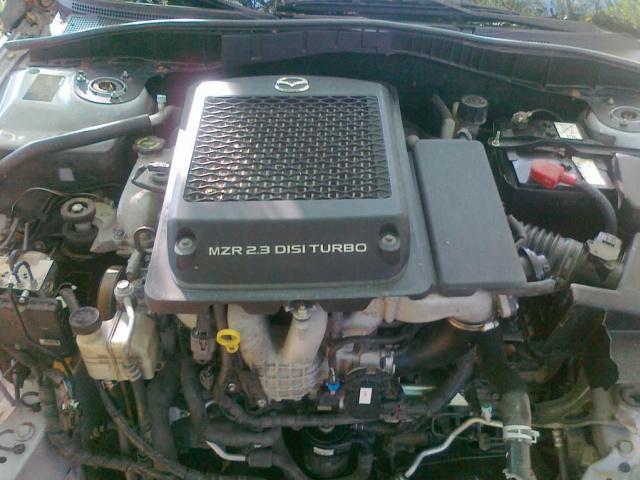 Фото двигателя мазда 6