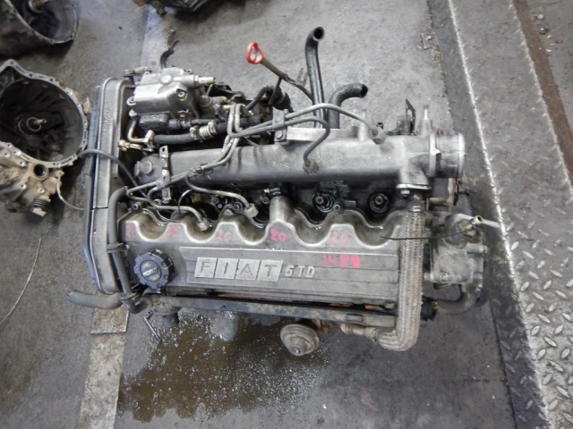 фиат с двигателем 125 л с