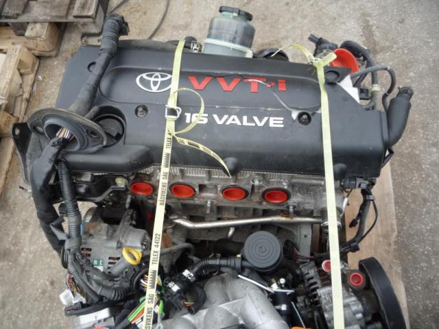Двигатели на тойоту маркировки
