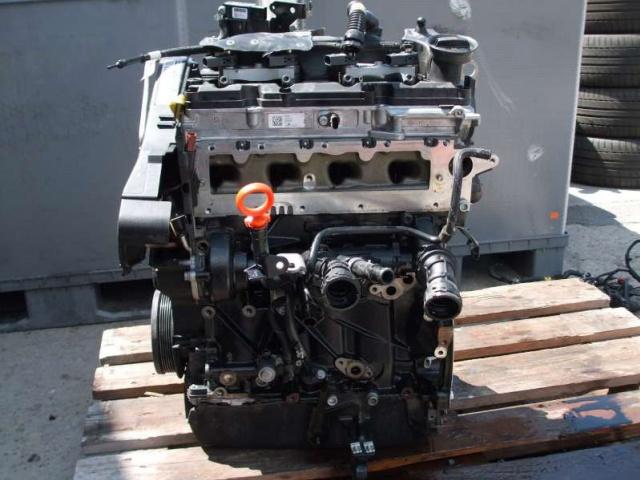 Новые двигатели для шкоды октавия