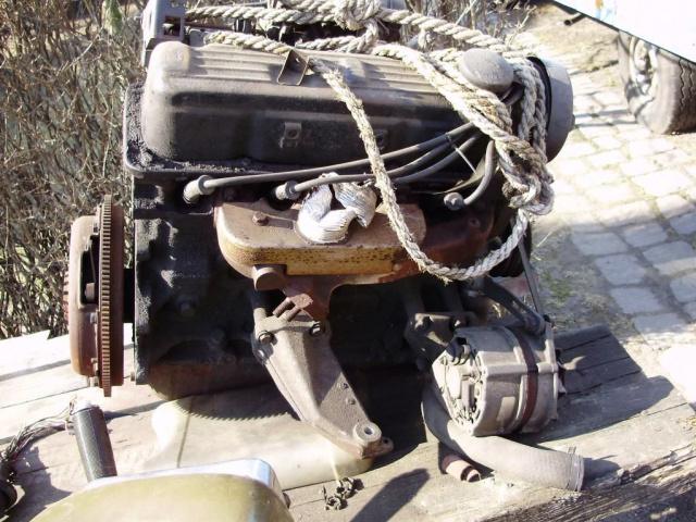 Фото двигателя форд сиерра
