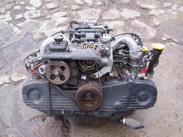 Субару импреза фото двигателя