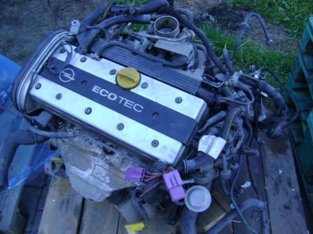 Как снять двигатель опель вектра с