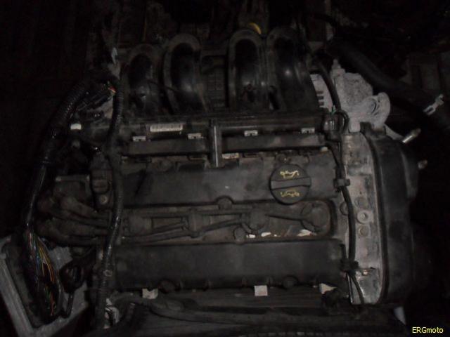 Двигатель форд фокус 1.6 115