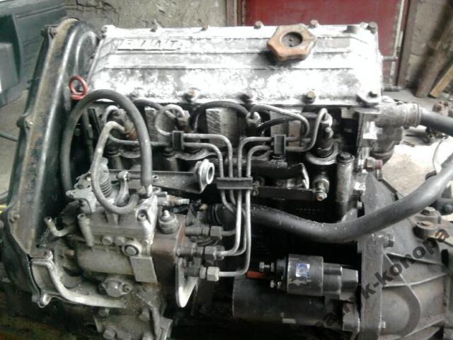 двигатель фиат типо дизель